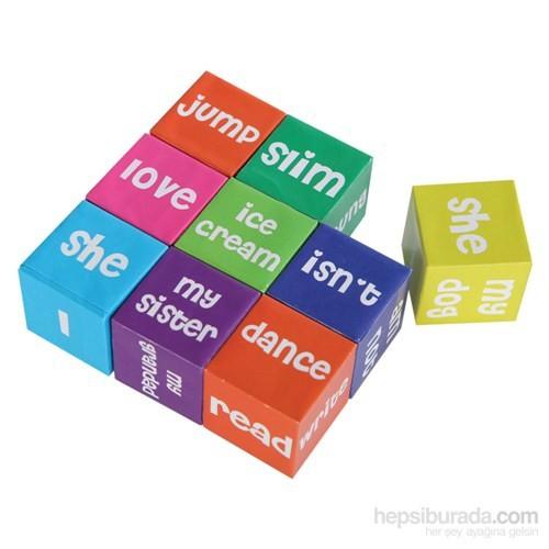 Neva Toys Neva Küp - İngilizce Öğreniyorum-2
