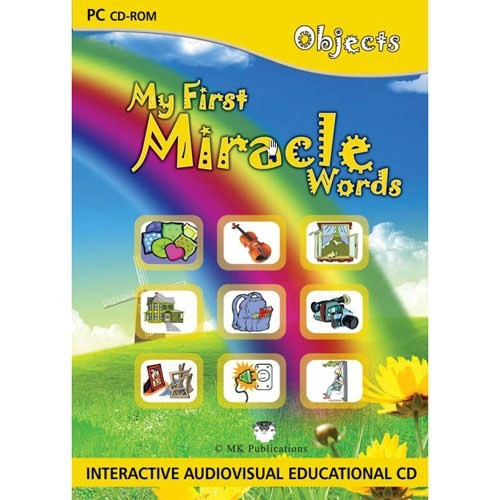 My First Miracle Words: Objects