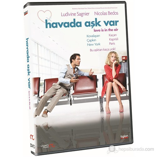 Love Is In The Air (Havada Aşk Var) (DVD)