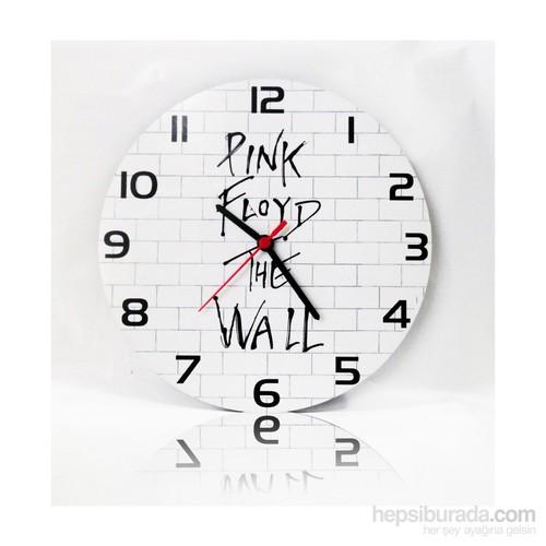 Köstebek Pink Floyd - The Wall Ahşap Duvar Saati