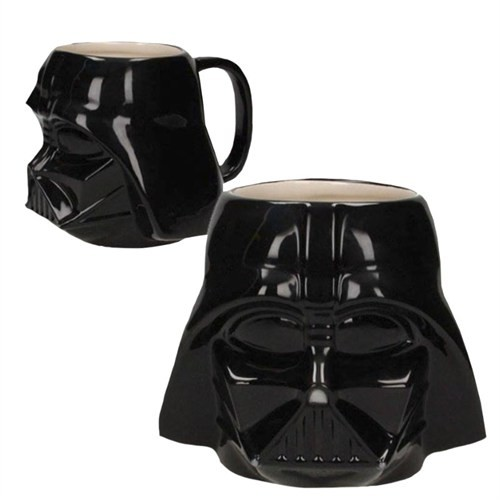 Sd Toys Star Wars Darth Vader Head 3D Ceramic Mug Kupa Bardak
