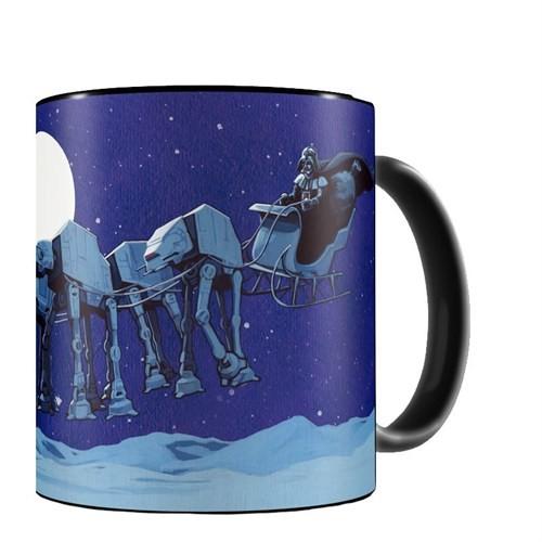 Sd Toys Star Wars: At-At Sleigh Christmas Mug Kupa Bardak