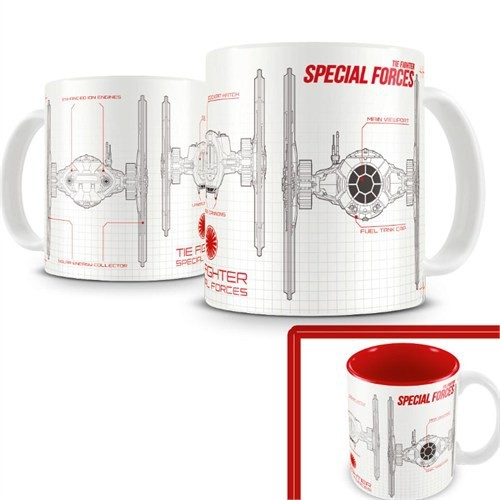 Sd Toys Star Wars: Special Forces Ep7 Mug Kupa Bardak