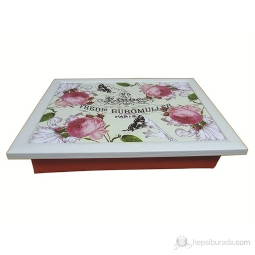 T-Tray Keyif Tepsisi Roses
