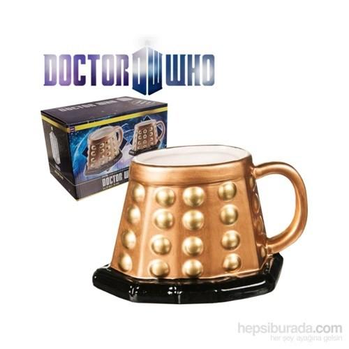 Doctor Who: Dalek 3D Mug Kupa Bardak