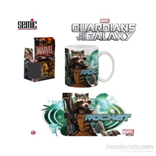 Guardians Of The Galaxy Rocket Mug Kupa Bardak
