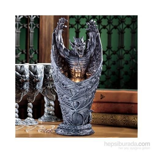 Gargoyle Sculptural Lamp: Gargoyle Heykel Lamba