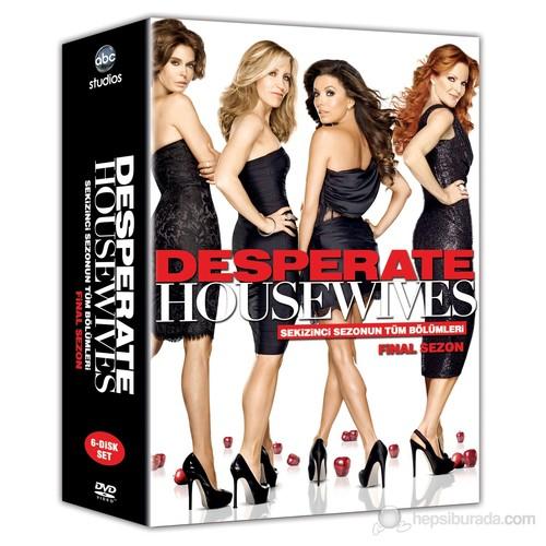Desperate Housewives Sezon 8 (6 Disk) (Özel Kutu)