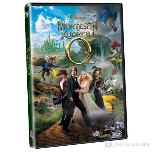 Oz The Great and Powerful (Muhteşem ve Kudretli Oz) (DVD)