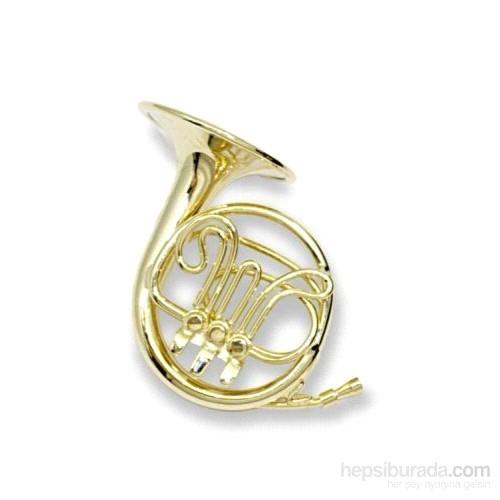 Minyatür Korno Altın Rengi