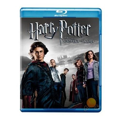 Harry Potter And The Goblet Of Fire (Harry Potter ve Ateş Kadehi) (Blu-Ray Disc)