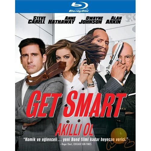 Get Smart (Akıllı Ol) (Blu-Ray Disc)