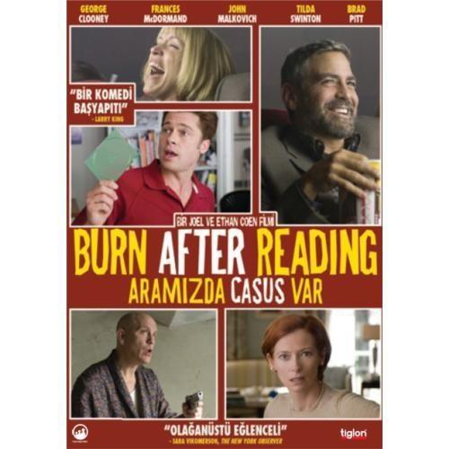 Burn After Reading (Aramızda Casus Var)