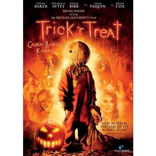 Trick R Treat (Cadılar Bayramı Katliamı)