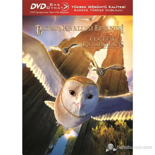 Baykuş Krallığı Efsanesi (Legend Of The Guardians) (Bas Oynat)