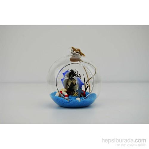 Cosiness Yuvarlak Fanus Denizci Biblo - Yunus