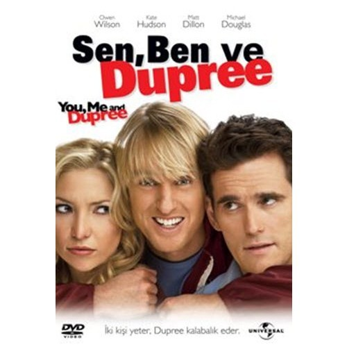 You, Me And Dupree (Sen Ben ve Dupree)