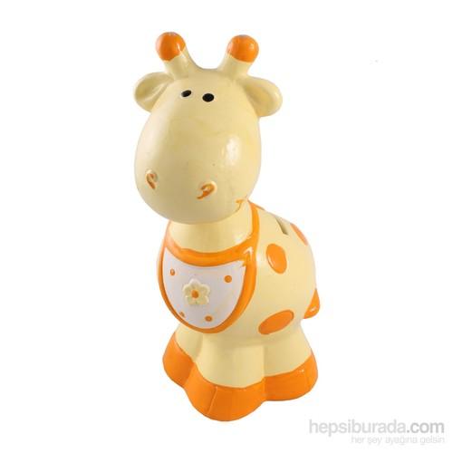 Zürafa Figürlü Kumbara