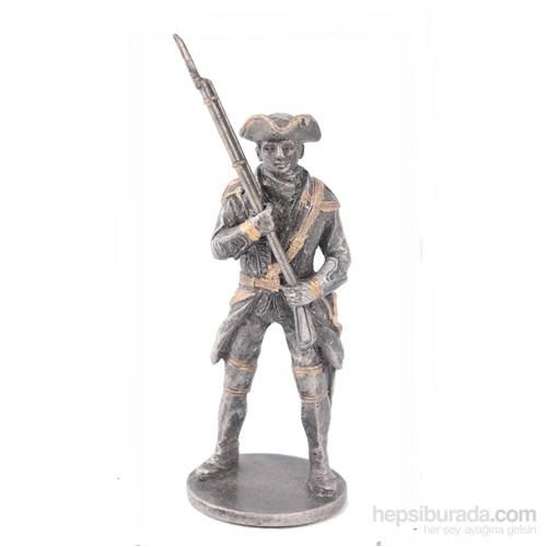 Kurşun Asker Figürlü Biblo