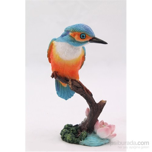 Kuş Figürlü Biblo