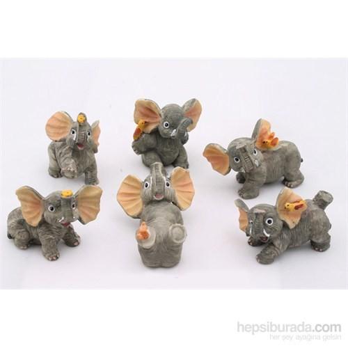 Filler Figürlü Biblo
