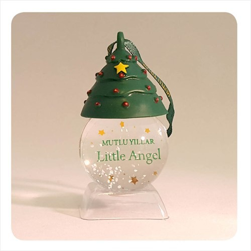H&H Askılı Kar Küresi - Little Angel