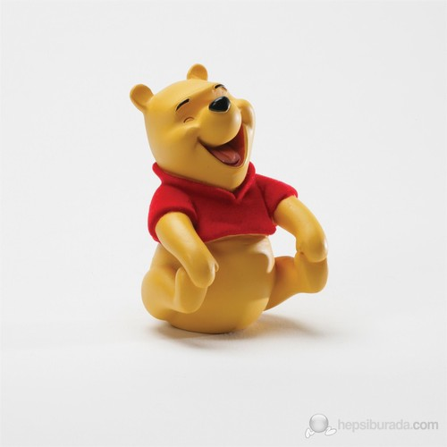 Disney Pooh Laughing Biblo