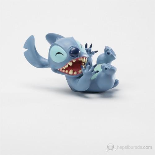 Disney Stitch Laughing Biblo