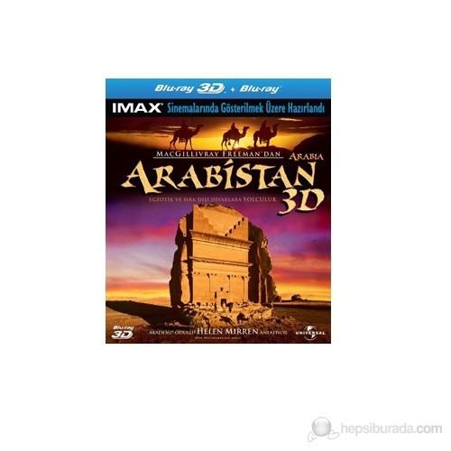 Arabia 3D (Arabistan 3 Boyutlu) (Blu-Ray Disc)