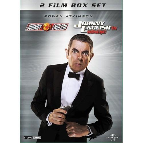 Johnny English (Dvd İkili Box Set)