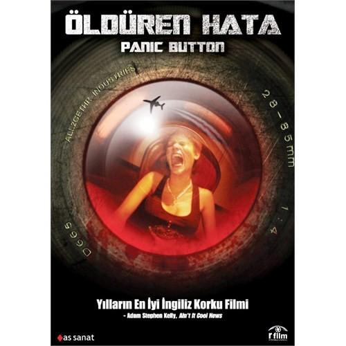 Panic Button (Öldüren Hata) (DVD)