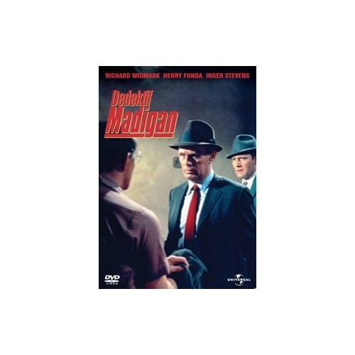 Madigan (Dedektif Madigan) (DVD)