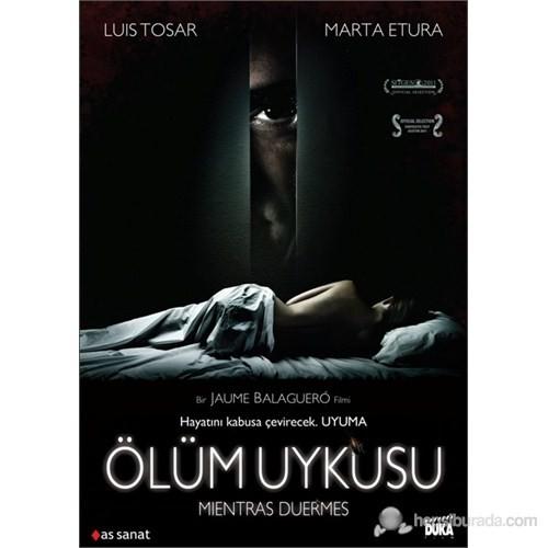 Ölüm Uykusu (Mientras Duermes) (Bas Oynat)