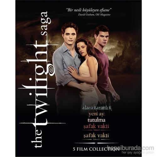 The Twiligth Saga 5 Film Collection