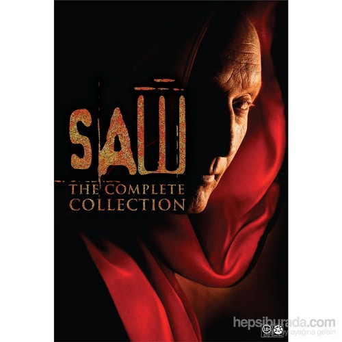 Saw The Complete Collection (7 DVD Box Set)
