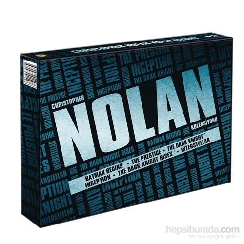 Christopher Nolan Collection (Christopher Nolan Koleksiyonu) (DVD) (6 Disc)