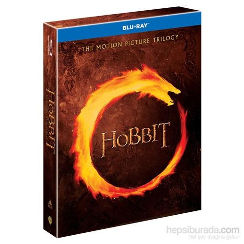 Hobbit Trilogy 6 Disc 2D BD Special Edition (Hobbit Üçleme 6 Disk BD Özel Versiyon)