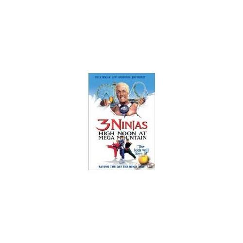 3 Ninjas (High Noon) ( DVD )