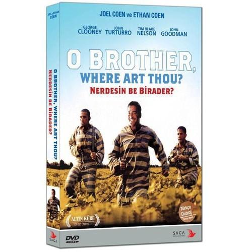 O Brother Where Art Thou? (Nerdesin Be Birader) ( DVD )