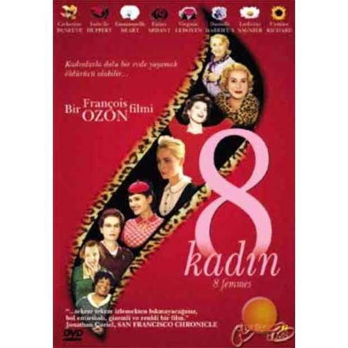 8 Femmes (8 Kadın) ( DVD )