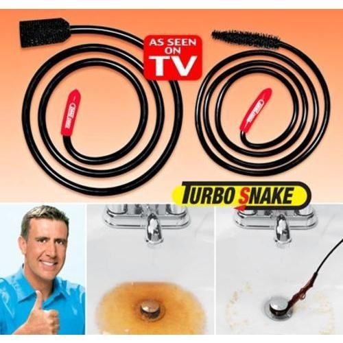 Turbo Snake Tıkalı Gider Açma Aparatı