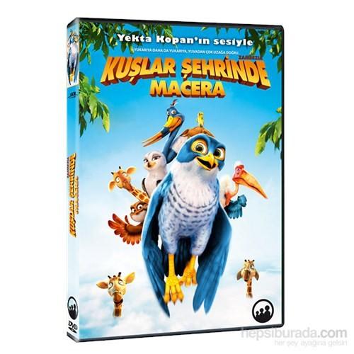 Zambezia Kuşlar Şehrinde Macera (DVD)