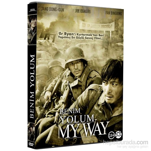 My Way (Benim Yolum) (DVD)