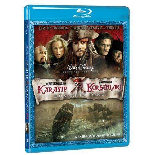 Pirates Of The Caribbean: At World's End (Karayip Korsanları: Dünyanın Sonu) (Blu-Ray Disc)