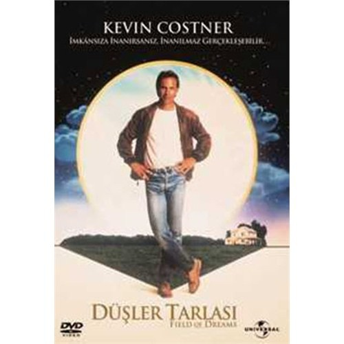 Field Of Dreams (Düşler Tarlası) ( DVD )