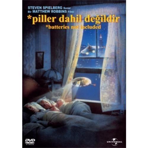 Batteries Not Included (Piller Dahil Değildir) ( DVD )