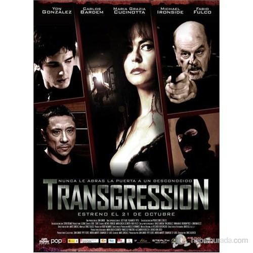 Transgression (Dehşet Gecesi) (DVD)