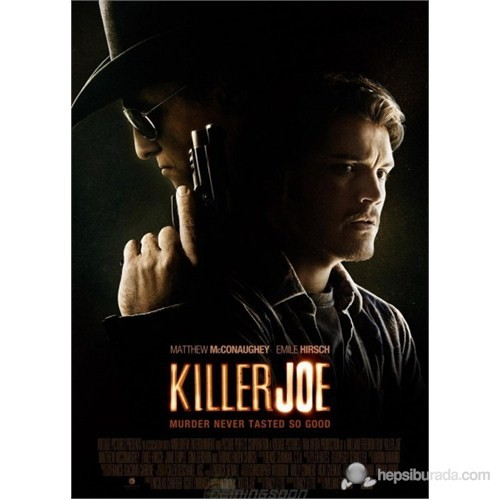 Katil Joe (Killer Joe) (VCD)