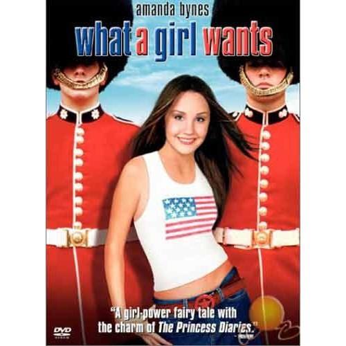 What A Girl Wants (Sevgi Herşeydir) ( DVD )