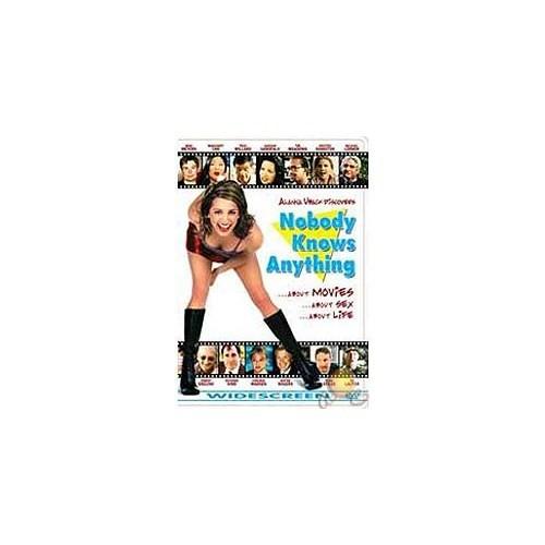 Nobody Knows Anything (Şaşkınlar) ( DVD )